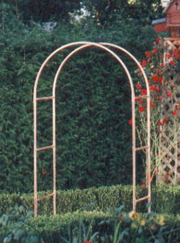 The Copper Canterbury Arch